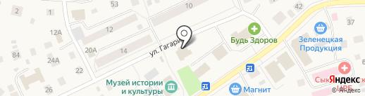 Recovery Center на карте Выльгорта