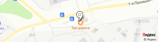 Магазин №69 на карте Сыктывкара