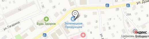 Фотоцентр на карте Выльгорта