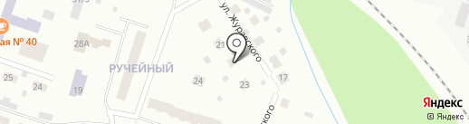 Мастерская украшений на карте Сыктывкара