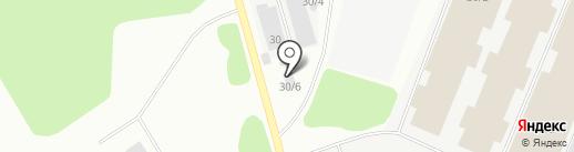 ТЕМА ПЛЮС на карте Сыктывкара