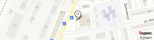 Техинвест+ на карте Сыктывкара