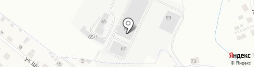 Фанера со склада на карте Сыктывкара