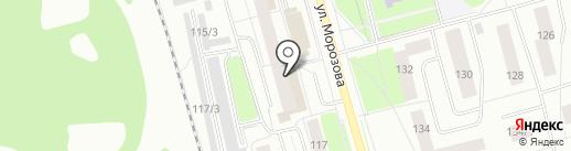 Магазин на карте Сыктывкара
