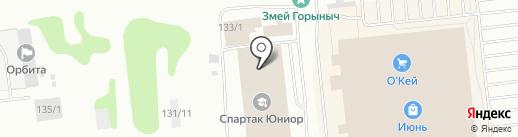 EVlab на карте Сыктывкара