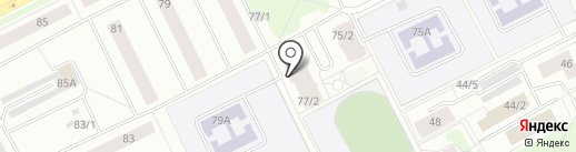Инсайт квест на карте Сыктывкара