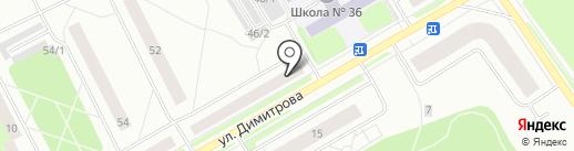 Новый взгляд на карте Сыктывкара