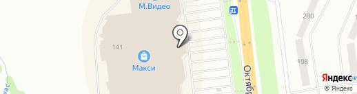 Rieker на карте Сыктывкара