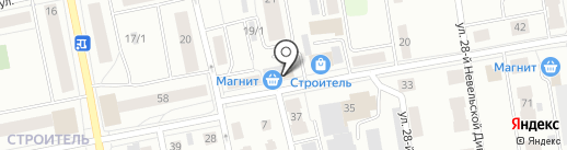 Qiwi на карте Сыктывкара