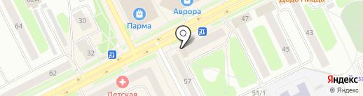 Заботливые аптеки на карте Сыктывкара