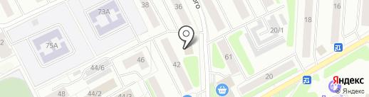 Малд Плюс на карте Сыктывкара