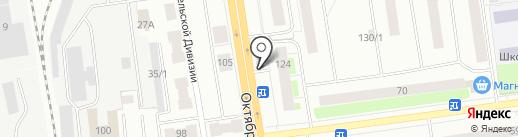 Pit Stop на карте Сыктывкара