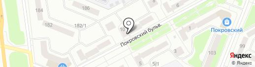 Мастерская по ремонту обуви и изготовлению ключей на карте Сыктывкара