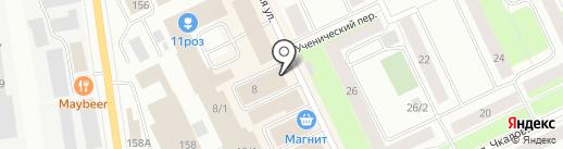 Ваш витраж на карте Сыктывкара