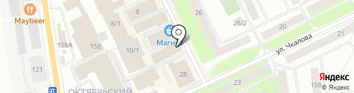 Кухни ВАРДЕК на карте Сыктывкара