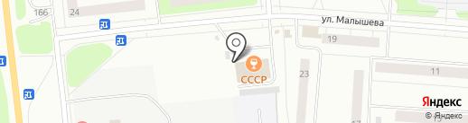 Удобные займы на карте Сыктывкара