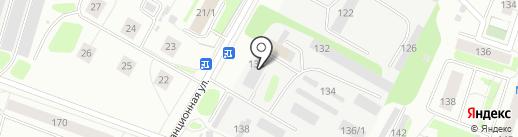 ТопДом на карте Сыктывкара