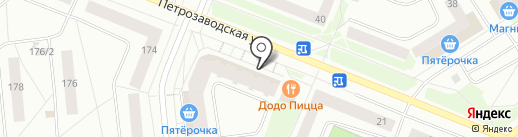 Витамин на карте Сыктывкара