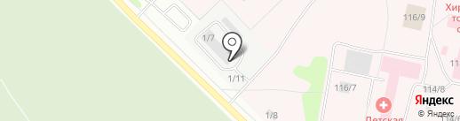 Медтехника, ГБУ на карте Сыктывкара