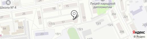 Open Guitar на карте Сыктывкара