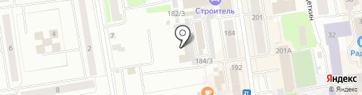PROtone на карте Сыктывкара