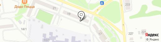 27 января на карте Сыктывкара