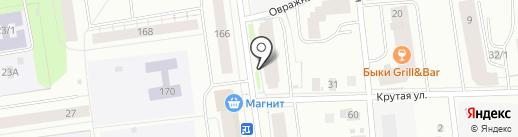 Прозрение на карте Сыктывкара