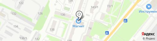 Столичная аптека на карте Сыктывкара