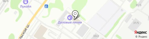 20 Тонн на карте Сыктывкара