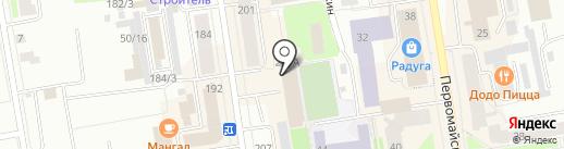 Служба заказчика на карте Сыктывкара