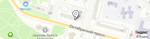 IL SOLE на карте Сыктывкара