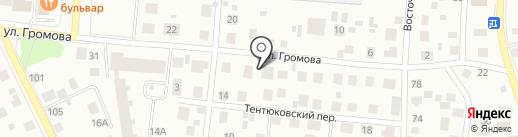 Прованс на карте Сыктывкара