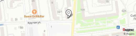 Центр дополнительного профессионального образования, АНО на карте Сыктывкара