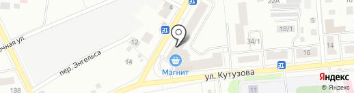 Пивмаг на карте Сыктывкара