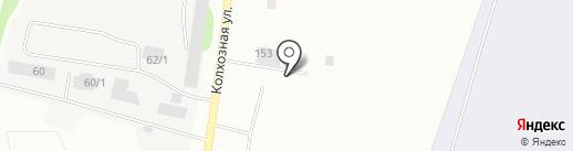 СтройДорКомплект на карте Сыктывкара