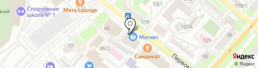 Экспертное агентство на карте Сыктывкара