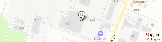 Бюро добрых услуг на карте Сыктывкара