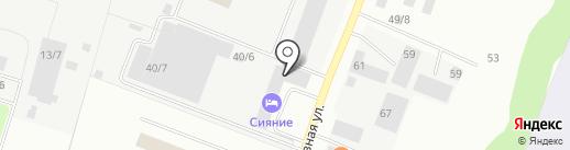 А2-Партнёр на карте Сыктывкара