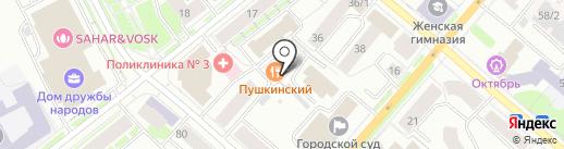Платежный терминал, Транскапиталбанк, ПАО на карте Сыктывкара