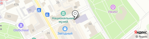 PPF страхование на карте Сыктывкара