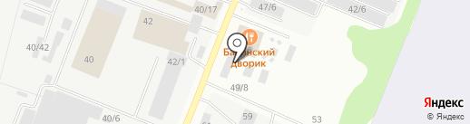 Ferrum Avto на карте Сыктывкара