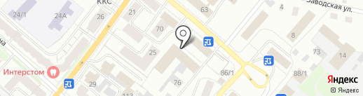 Кабинет лечения зависимостей на карте Сыктывкара