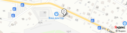 ВАШ ДОКТОР на карте Сыктывкара