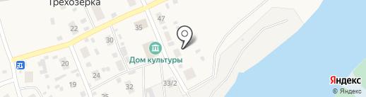 Сыктывкарская городская больница, ГБУ на карте Сыктывкара