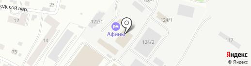 Бюро независимых экспертиз и оценок на карте Сыктывкара