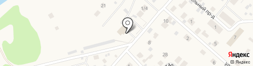 Пожарная часть №111 на карте Сыктывкара