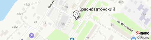 Киоск по ремонту обуви на карте Сыктывкара