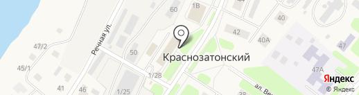 Автошкола на карте Сыктывкара