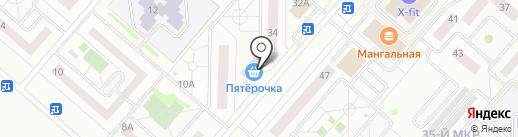 Инфомат самообслуживания, Правительство Республики Татарстан на карте Нижнекамска