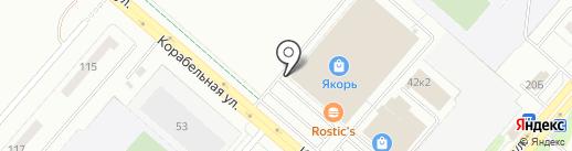 АвтоЭлит на карте Нижнекамска